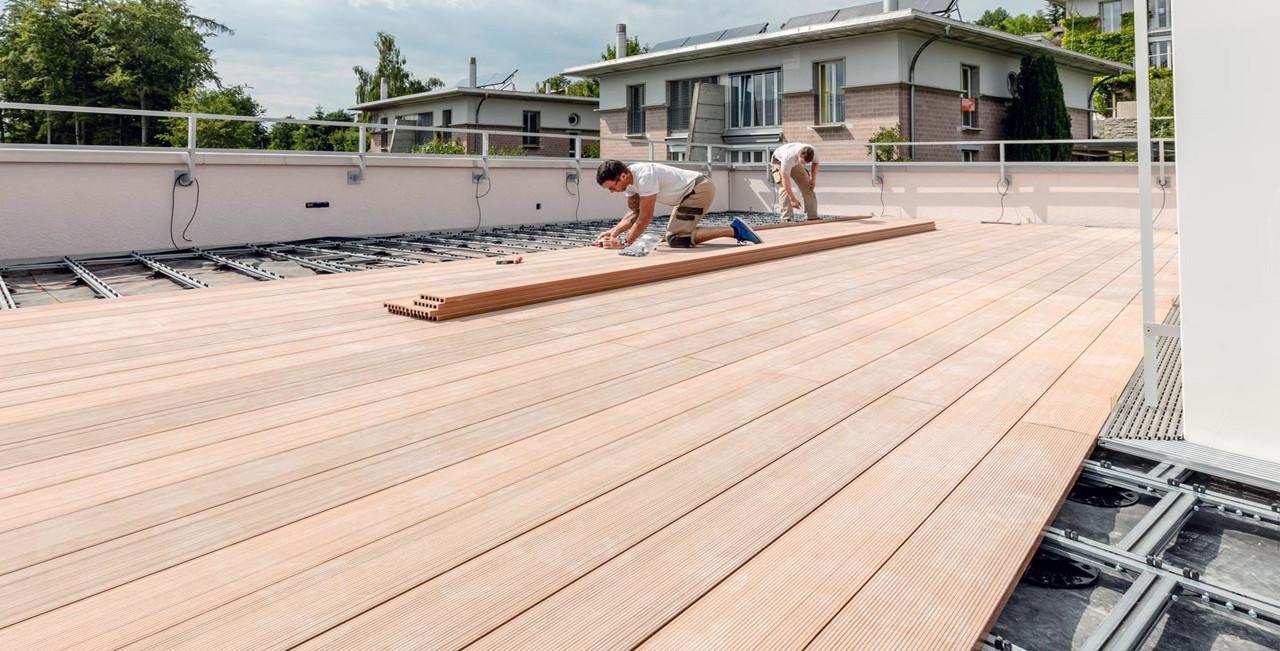 Neue Terrasse bauen richtig planen und wichtige Überlegungen   Blog